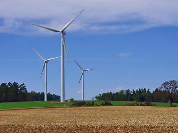Alibunar Wind Farms
