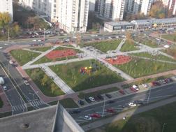 Parkovi, Beograd, Blok 62 i 63